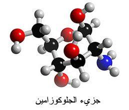 جزيء الجلوكوزامين