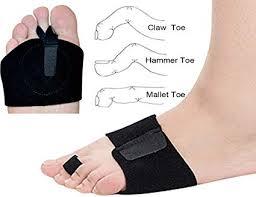 مُقَوِم طبي لتقويم تشوهات الأصابع المختلفة
