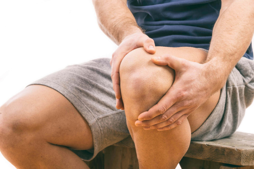 ألم في الركبة