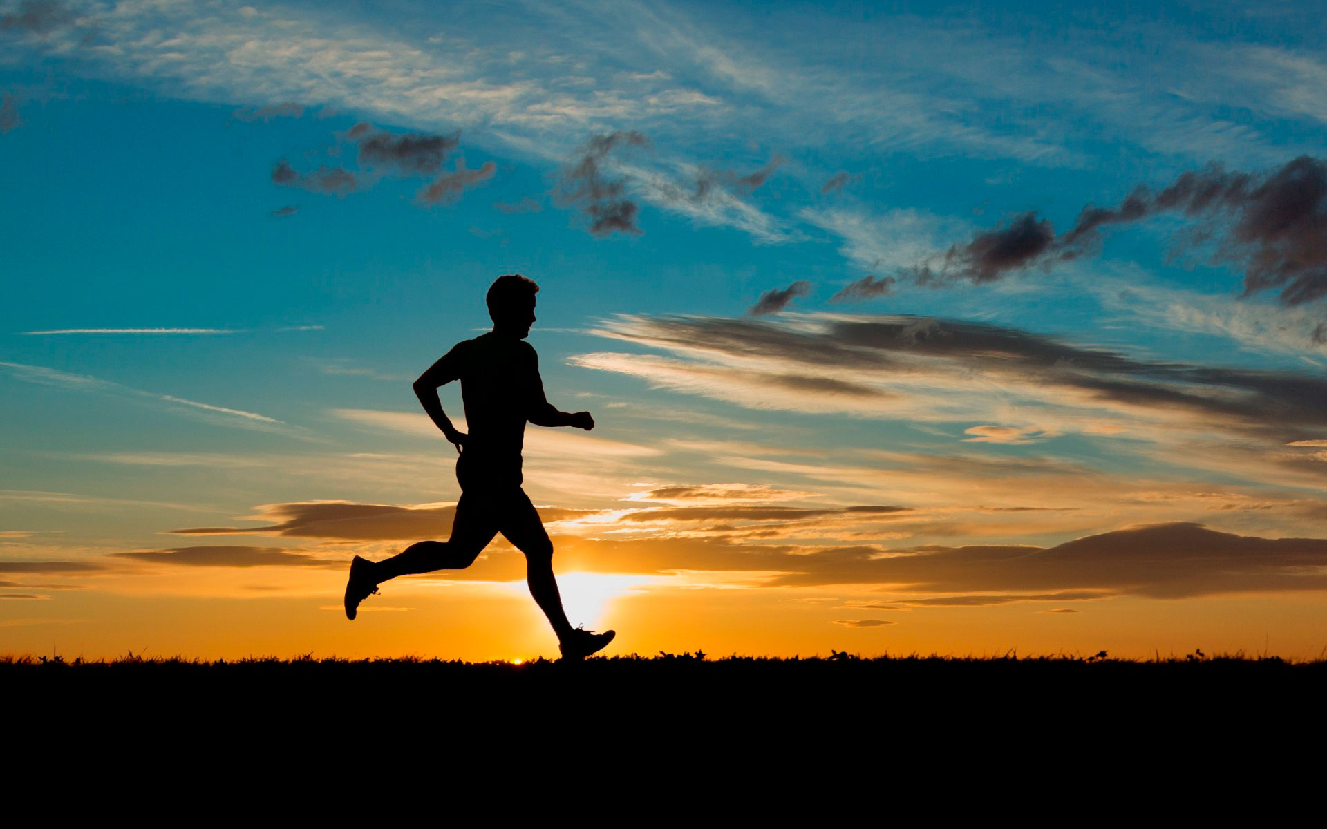 الركض والعظام