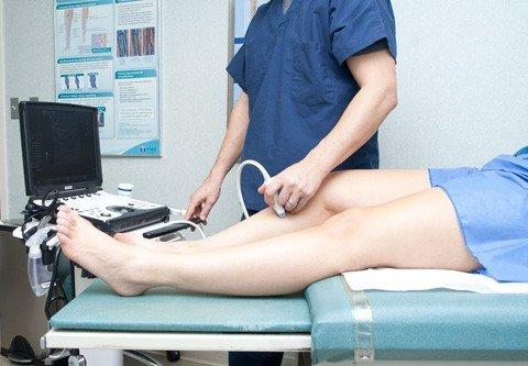 deep vein thrombosis ultrasound